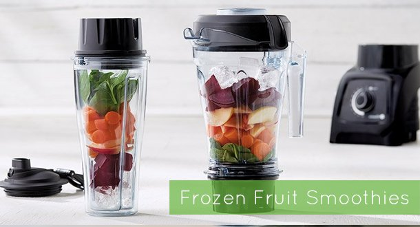 The Best Blenders for Frozen Fruit Smoothies