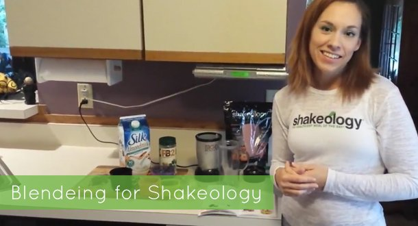 How Best to Make Shakeology