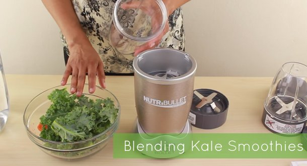 The Best Blender for Kale Smoothies