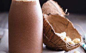 Chocolate & Coconut Smoothie