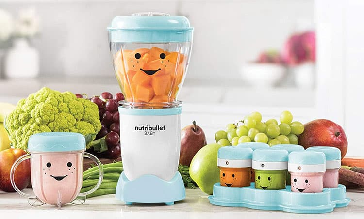 Magic Baby Bullet Blender plus Steamer Review & Buyers Guide