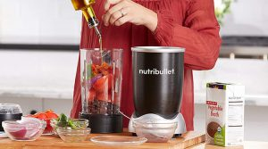 The Nutribullet RX vs Vitamix S30 Showdown!